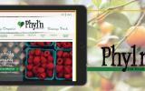 Image showing Arcata based Phyl'n responsive web design from EvenVision